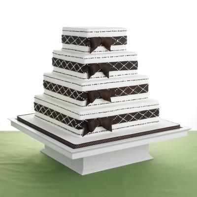 Martha Stewart Cupcake Wedding Cake